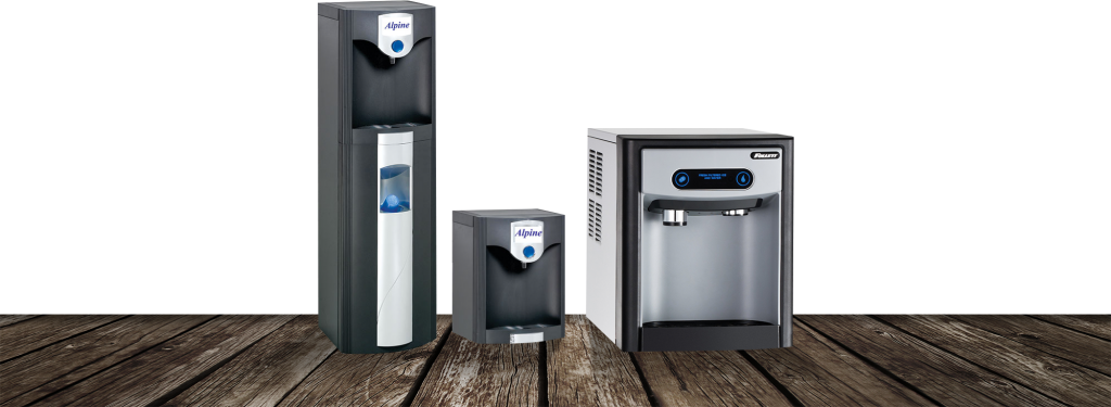 Water filtration machines