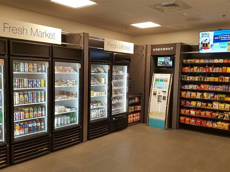 Office self-serve market in Utah