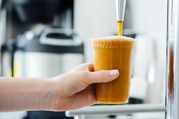 Salt Lake City cold brew coffee