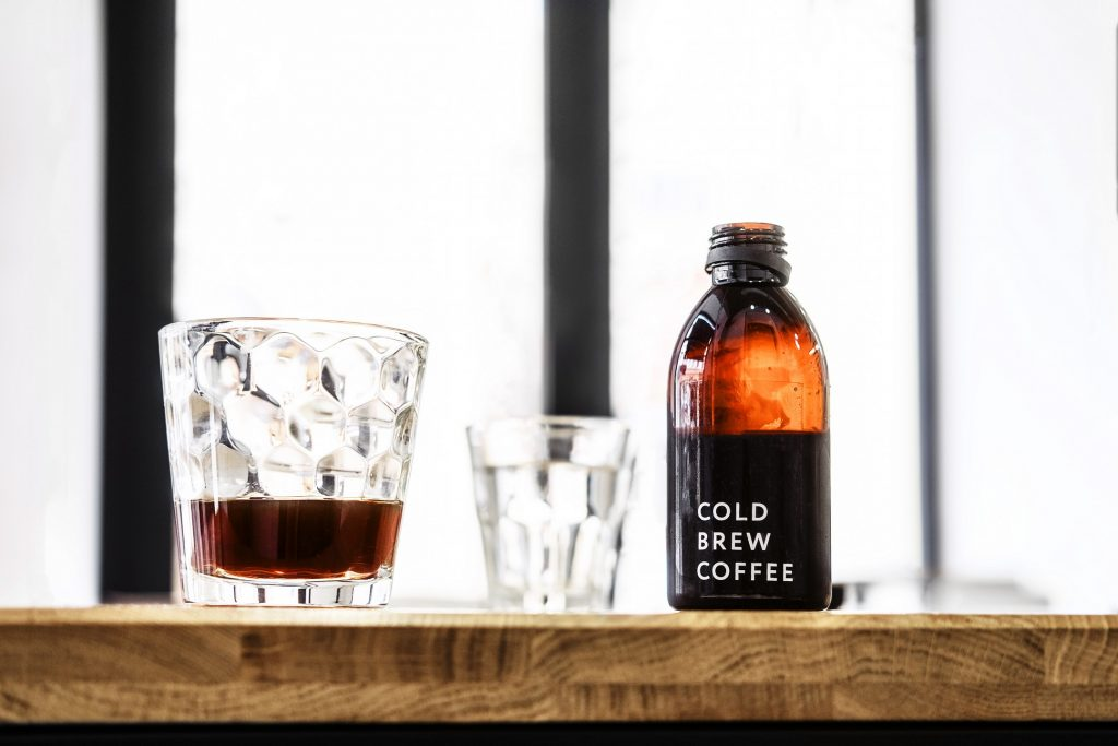 Cold Brew Coffee in Salt Lake City
