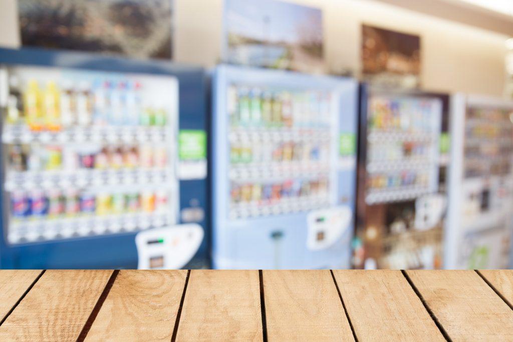 Vending Machines in Salt Lake City