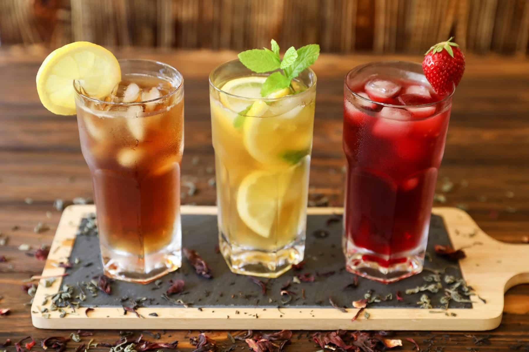 Beverage options in Denver