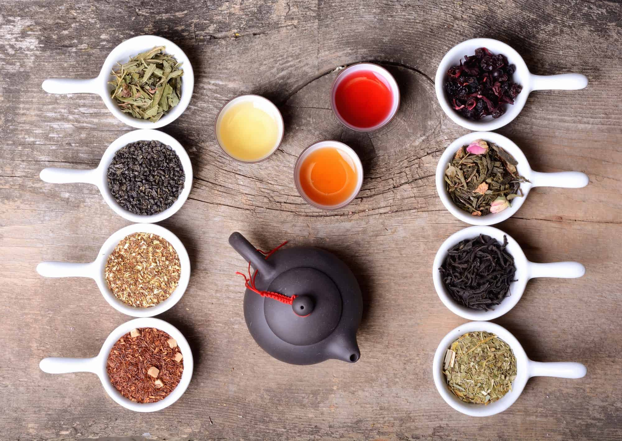 herbal tea options in salt lake city offices